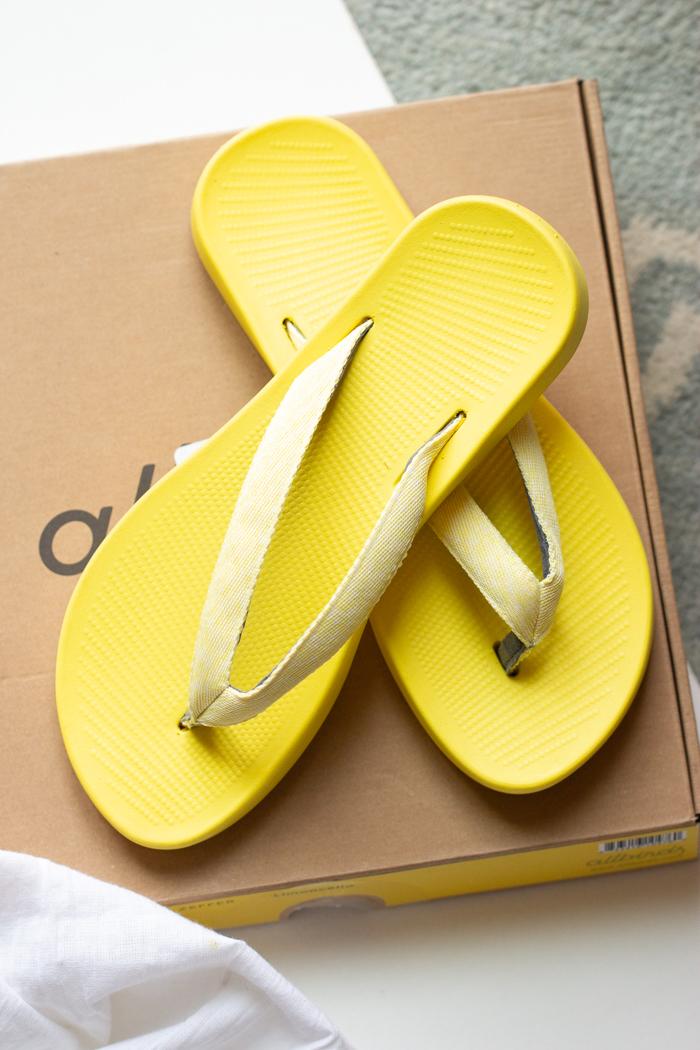 Allbirds | Sugar Cane Flip Flops