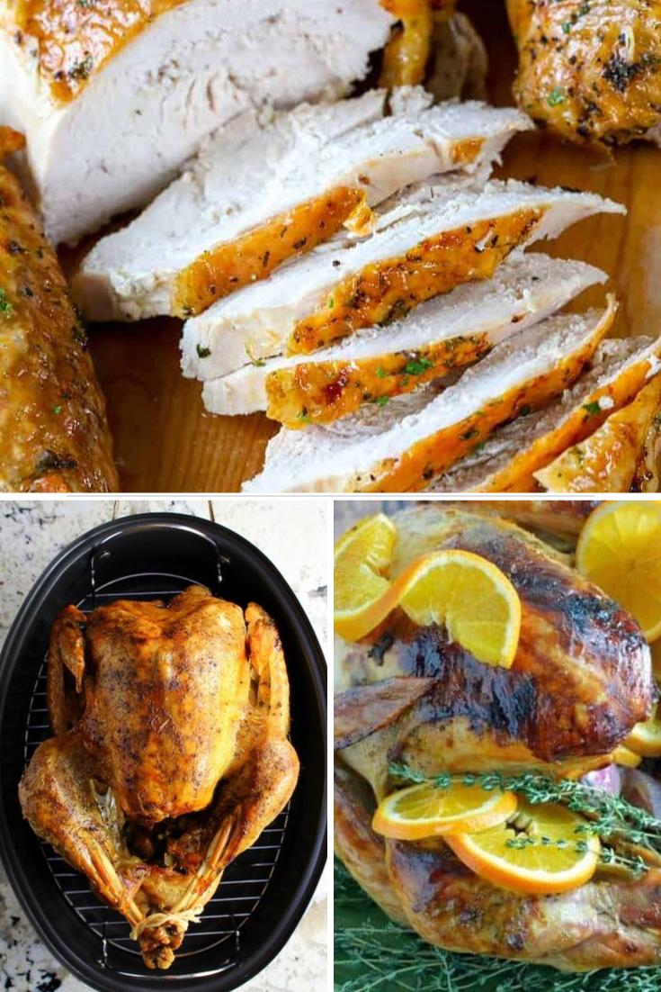 14+ Tasty Turkey Recipes